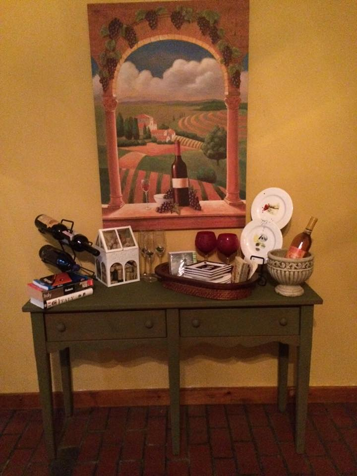 table and decor